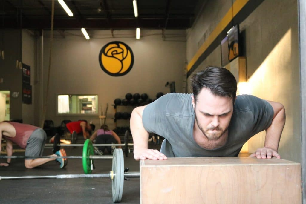 be honest with yourself crossfit yellow rose
